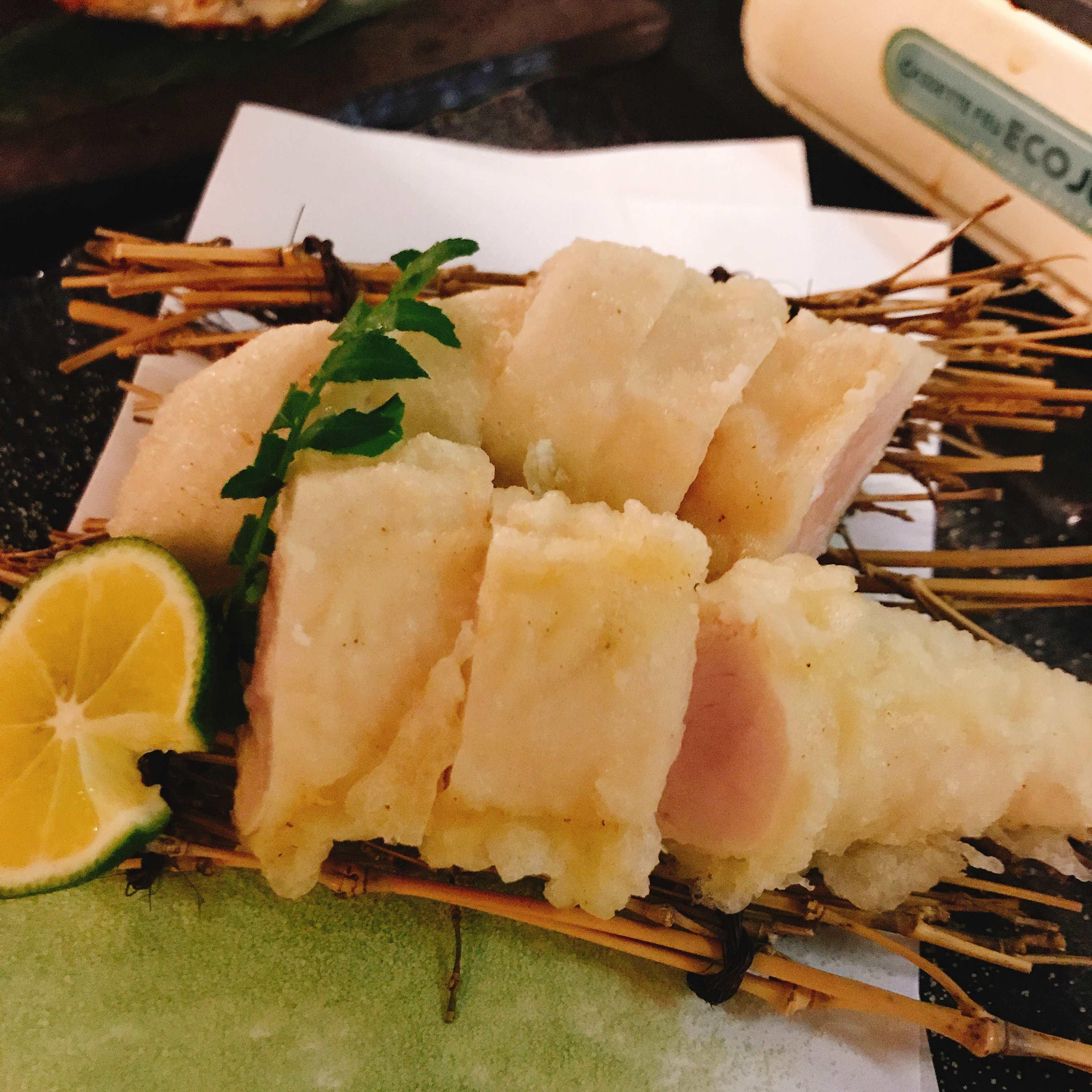 予算5000円 長堀橋の鶏料理 「炭焼き 幸」