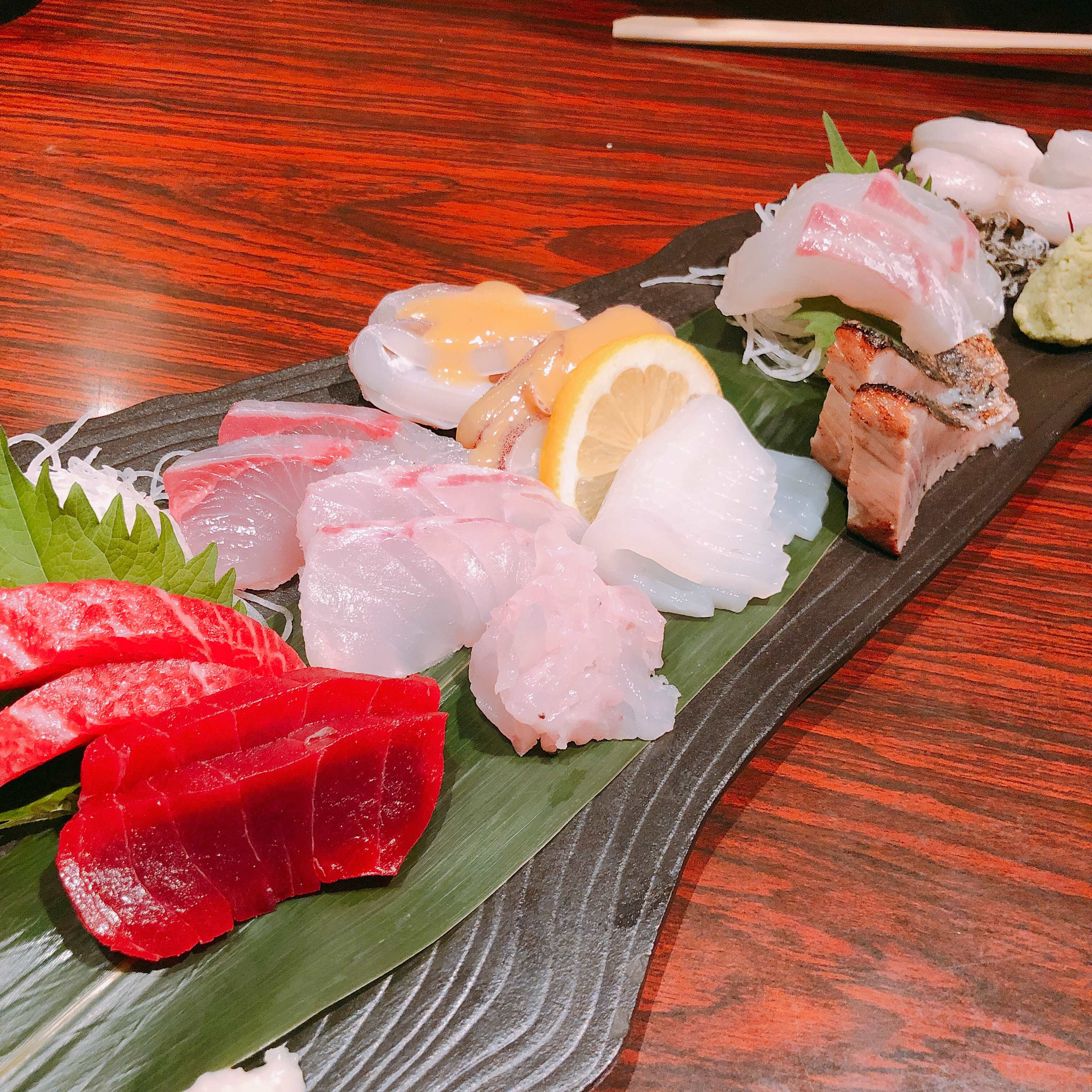 予算6000円 鮮魚の旨さを再認識した「UOTOYO」